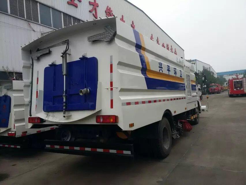 天锦16方洗扫车(国五)