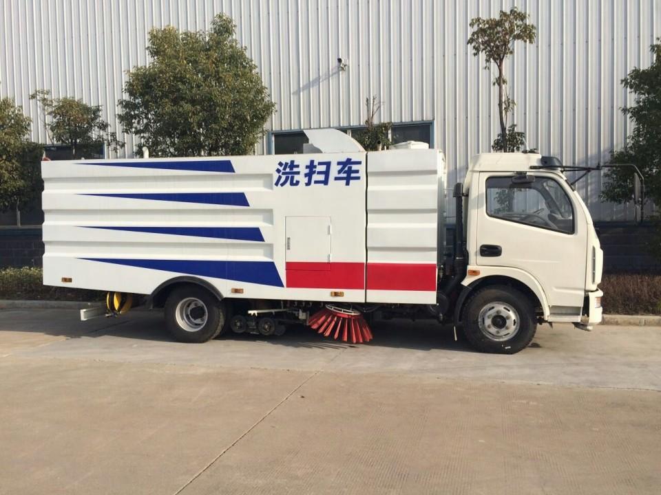 东风8方洗扫车(国五)