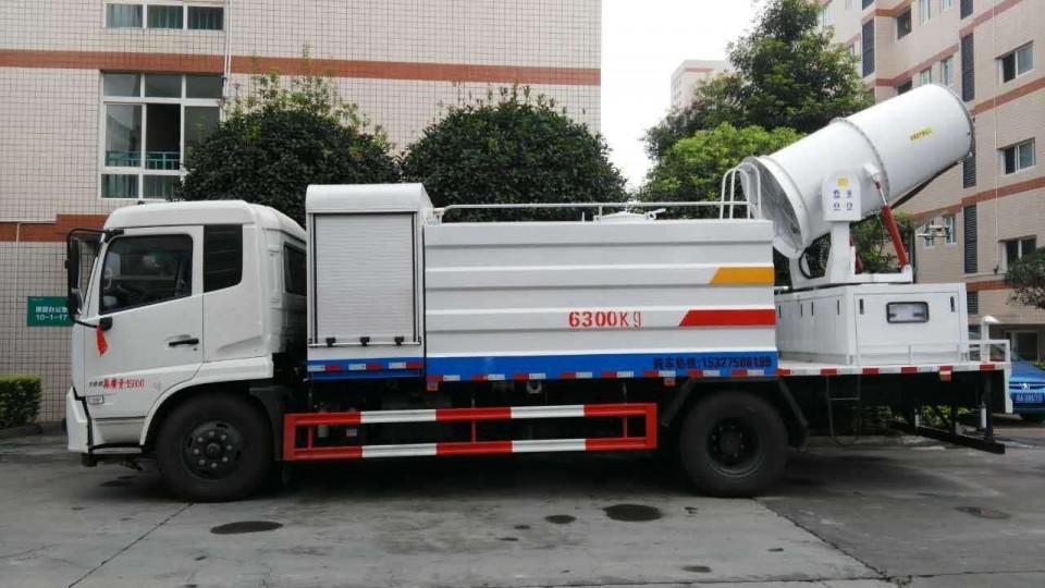 天锦11.3立方-80米射程